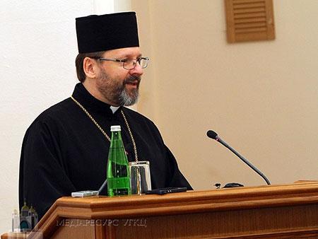 Глава УГКЦ: «Час полеміки між Церквами в Україні слід закінчити»