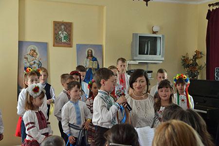 День матері на парафії Вознесіння ГНІХ у Чорткові