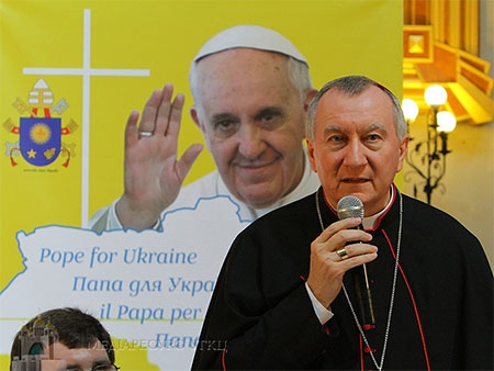 Держсекретар Ватикану: «Патріарший собор - символом важкої та героїчної історії УГКЦ»