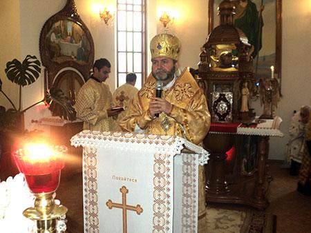 В Борщеві освячено парафіяльний будинок