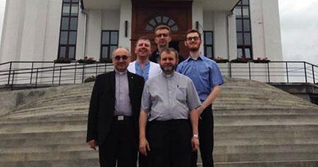 Єпископ з Австрії відвідав нашу єпархію