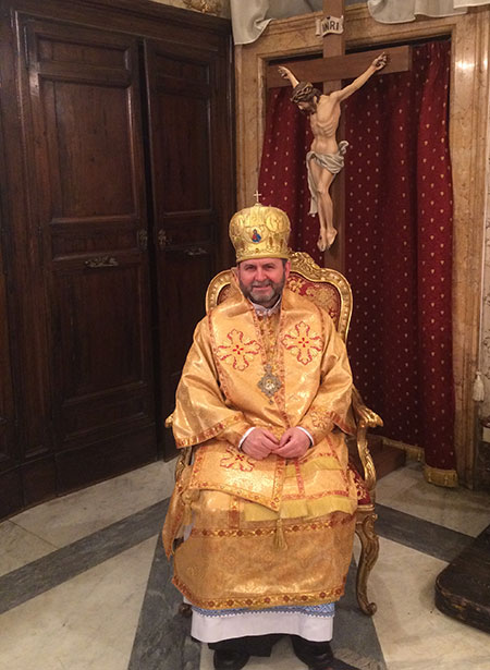 Четверта річниця єпископського служінння Владики Дмитра Григорака, ЧСВВ