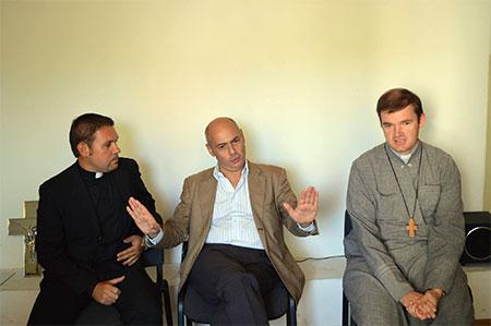 п. Домініко Лімонджелло прагне розвинути мережу «солідарності та любові» в Бучацькій Єпархії
