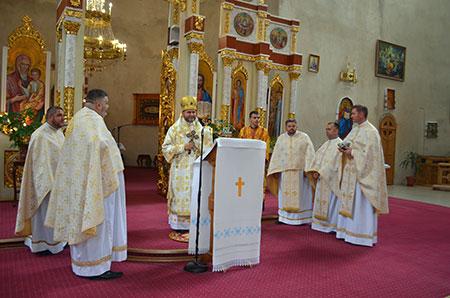 «Єпископська хіротонія - це для мене, особисто великий поворот в житті, а для єпархії-велике Боже благословення…», - владика Димитрій (Григорак) - єпарх Бучацький на 5-річному ювілеї єпископських свячень