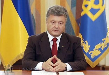 «Я буду говорити з Папою про його візит в Україну», - Петро Порошенко напередодні візиту до Святішого Отця