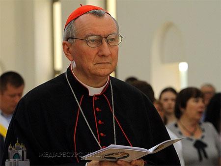 Кардинал П'єтро Паролін: «Просімо прощення та пробачаймо… ми більше не можемо гаяти часу»