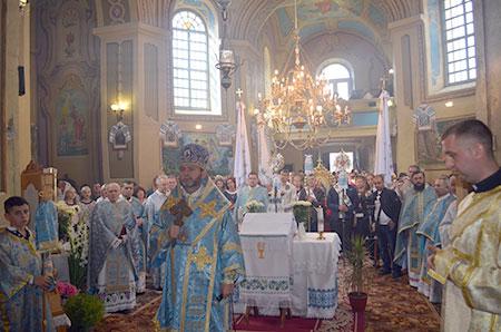 150-и літній ювілей храму Улашківської Василіянської обителі