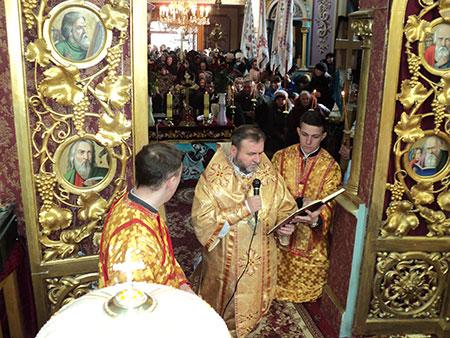 Правлячий Архієрей відвідав громаду с. Шершенівка