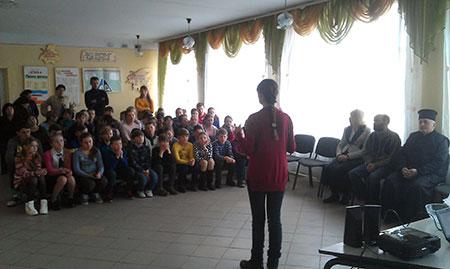 Школярі зустрілися з місіонерами