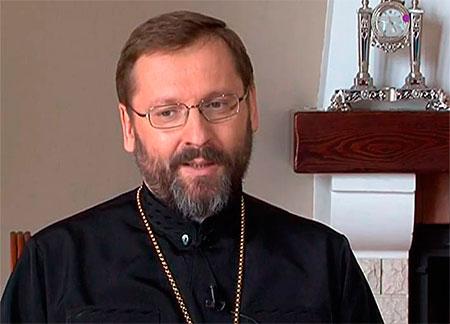 Офіційна заява Блаженнішого Святослава з приводу нападу на молитовну ходу в Перемишлі
