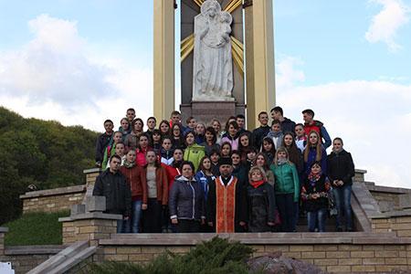 Студенти Чортківського гуманітарно-педагогчного коледжу імені Олександра Барвінського відвідали Зарваницю