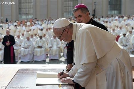 Misericordia et misera. Апостольський лист з нагоди завершення Святого Року Милосердя (Підсумок)