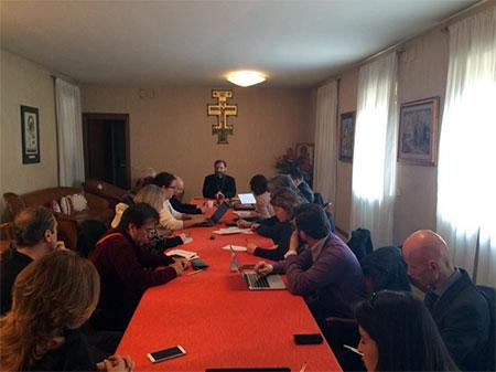 «Екуменізм – це не єднання задля спільного ворога, а єднання в ім'я єдиного Бога», – Глава УГКЦ на зустрічі із західними журналістами в Римі