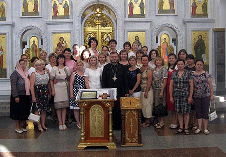 Розпорядок реколекцій для їмостей Бучацької єпархії 21-23 липня у Зарваниці