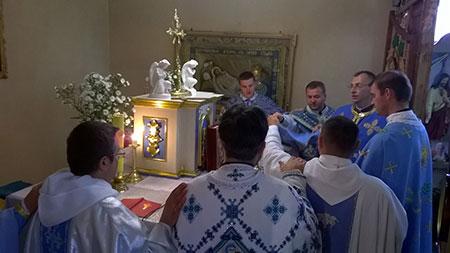 Святкування празника Різдва пресвятої Богородиці в с. Горішня Вигнанка