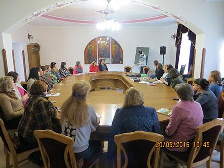 В Чорткові відбувся круглий стіл щодо праці із дітьми з особливими потребами
