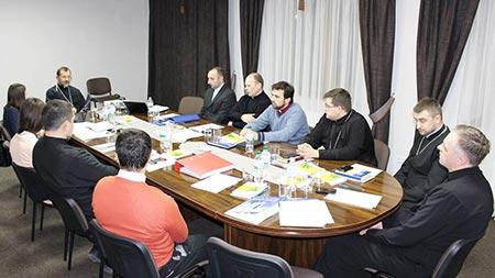 Перша зустріч координаторів Марійських та Вівтарних дружин в УГКЦ