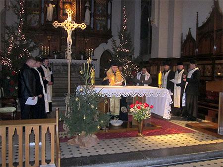 У Бучацькій єпархії УГКЦ молились за єдність християн і збереження Божого створіння
