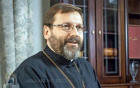 Гвинтики машини, що розвалилася. Блаженніший Святослав ставить діагноз українському суспільству