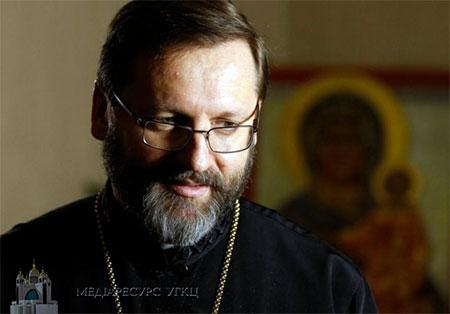 Блаженніший Святослав: «Багато українців зжилися з гріхом корупції і вже не відчувають його тяжкості»