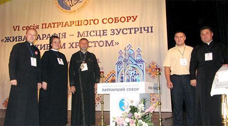 Інтерв'ю о. Василя Германюка про враження від Патріаршого Собору 2015