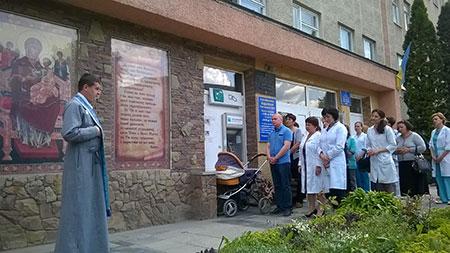 «Добрий Господь виліковує наші недуги», - о. Павло Вандяк - голова комісії у справах душпастирства охорони здоров'я Бучацької єпархії УГКЦ
