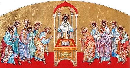 Що маємо знати про храм і богослужіння? Божественна Літургія. Антифони