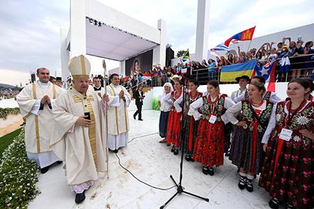 В Кракові розпочалася Свята Меса з нагоди відкриття СДМ 2016