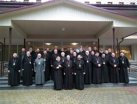 Відбулася чергова братня зустріч та спільні реколекції католицьких єпископів України