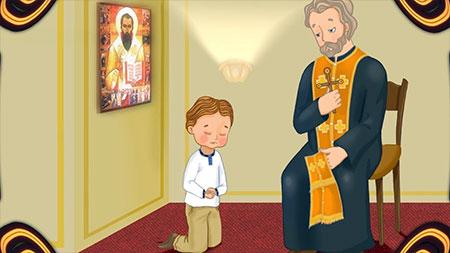 Що маємо знати про храм і богослужіння? Запитання і відповіді щодо Таїнства Покаяння (Сповіді)