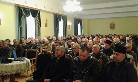 В Бучацькій єпархії відбулися формаційні курси для членів парафіяльних рад