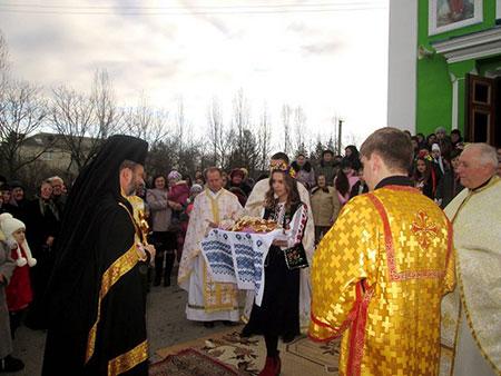 Єпарх Бучацький із пастирським візитом відвідав Мельницю–Подільську