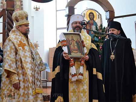 Блаженніший Святослав: «Божественна Літургія є джерелом, з якого подається безсмертя сучасній людині»