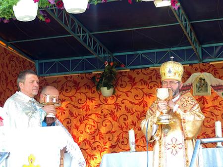 VI Всеукраїнська харизматична проща в Савелівці