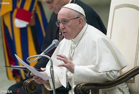 Папа: Надія не розчарує, не існує нічого кращого!