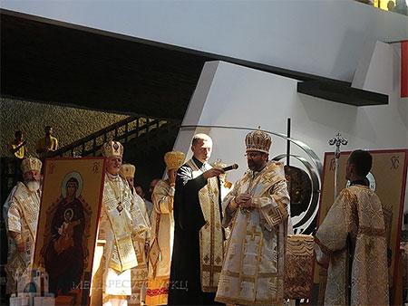 Глава УГКЦ до української молоді в Кракові: «Безнадійність – велика неправда про Бога»