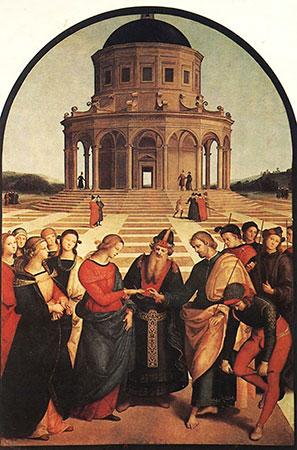 Що маємо знати про храм і богослужіння? Богослужіння Таїнства Подружжя. Символізм чинів заручин і вінчання (І)